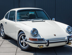 Porsche 911 2.0S Coupé - restoration project